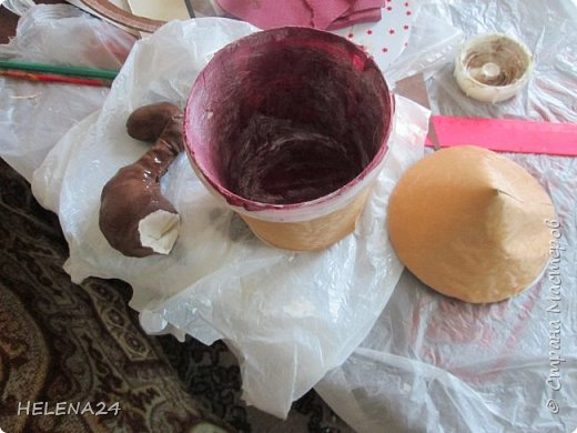 Вот такую шкатулку мы с Катюшкой совместно сотворили для её девчоночьих сокровищ . фото 6
