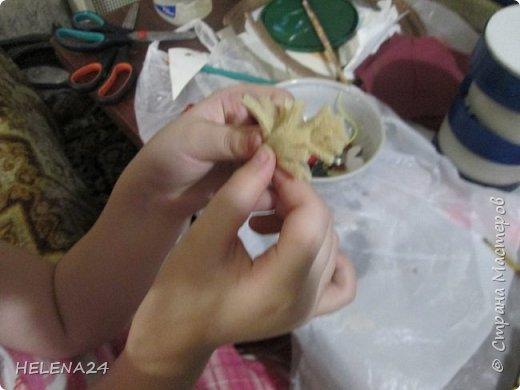 Вот такую шкатулку мы с Катюшкой совместно сотворили для её девчоночьих сокровищ . фото 9