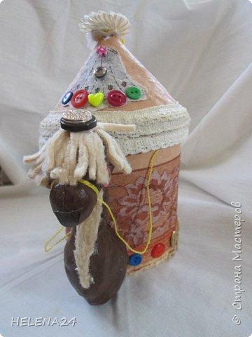 Вот такую шкатулку мы с Катюшкой совместно сотворили для её девчоночьих сокровищ . фото 14