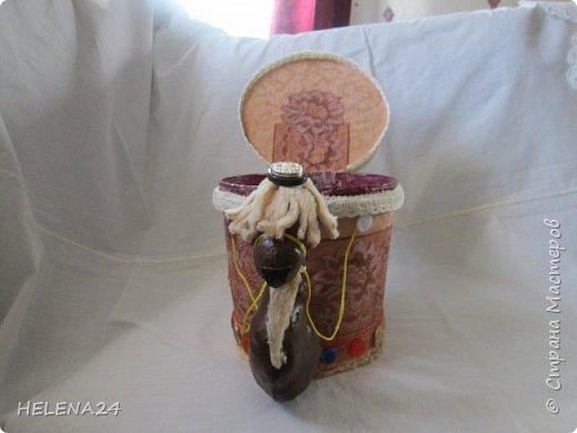 Вот такую шкатулку мы с Катюшкой совместно сотворили для её девчоночьих сокровищ . фото 18