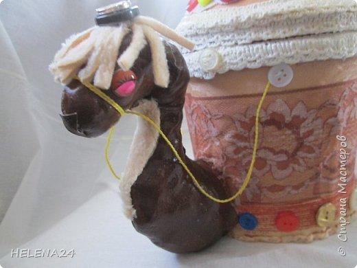 Вот такую шкатулку мы с Катюшкой совместно сотворили для её девчоночьих сокровищ . фото 17