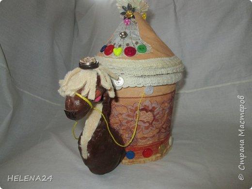 Вот такую шкатулку мы с Катюшкой совместно сотворили для её девчоночьих сокровищ . фото 1