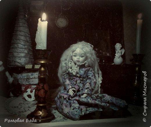 Моя кукла Аделина! фото 1
