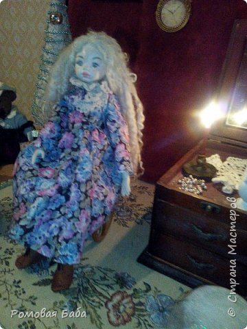 Моя кукла Аделина! фото 2
