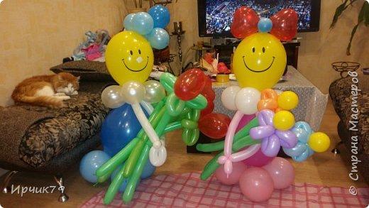 Поделки из шариков фото 2