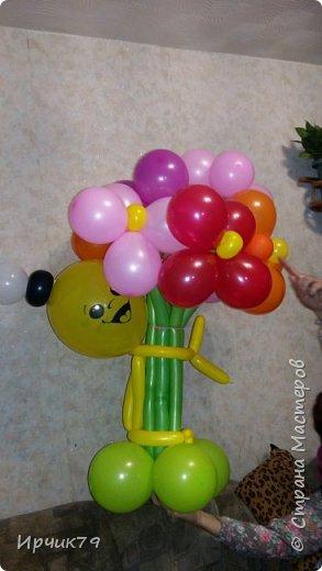 Поделки из шариков фото 1