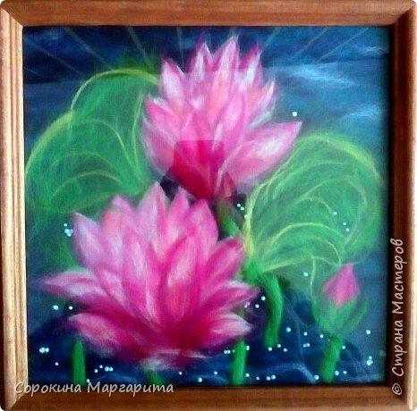 Розовый лотос   фото 1