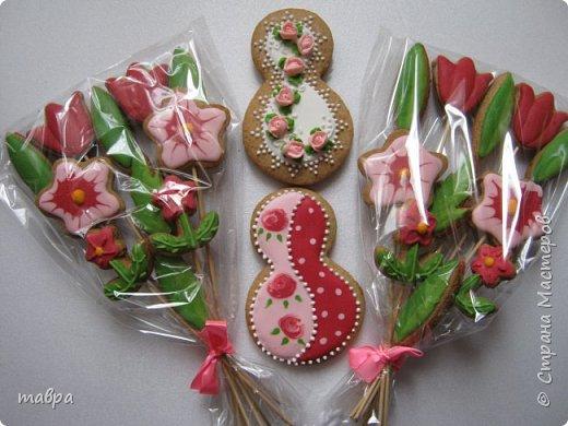 имбирное печенье фото 2