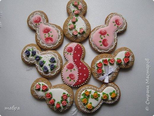 имбирное печенье фото 3