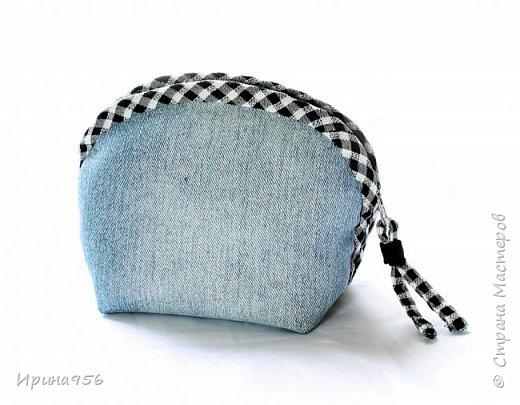 Здесь МК по шитью косметички в форме кирпича :) http://knitly.com/3495 фото 8