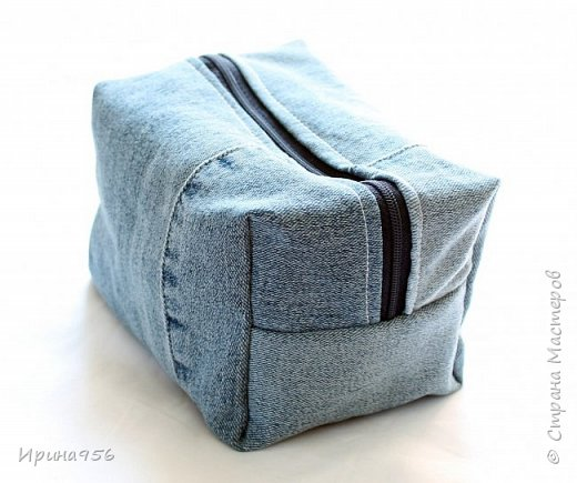 Здесь МК по шитью косметички в форме кирпича :) http://knitly.com/3495 фото 26