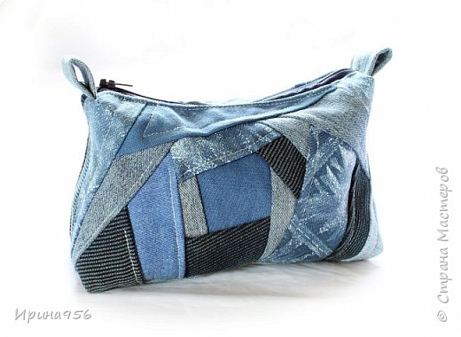 Здесь МК по шитью косметички в форме кирпича :) http://knitly.com/3495 фото 10