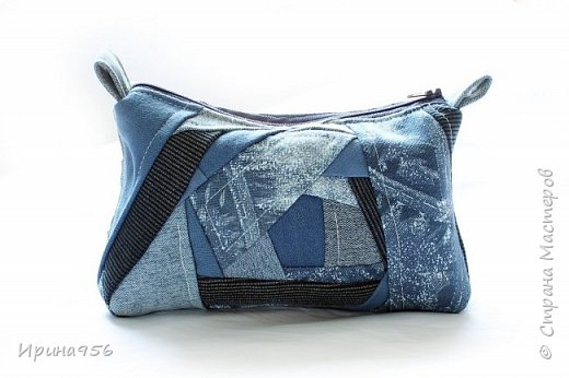 Здесь МК по шитью косметички в форме кирпича :) http://knitly.com/3495 фото 11