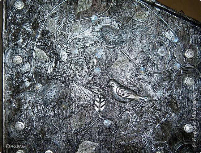Всем доброго времени суток! Ещё одно панно для дачной веранды, форма такая сделана специально из-за крыши. фото 8