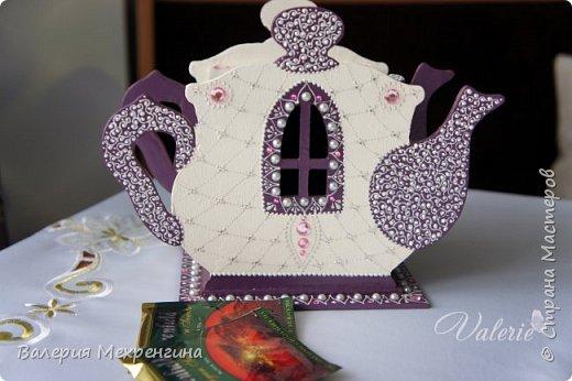 Кухонный набор состоит из чайного домика, салфетницы, сахарницы и зубочистницы ))) ну или баночки для зубочисток ))) фото 4