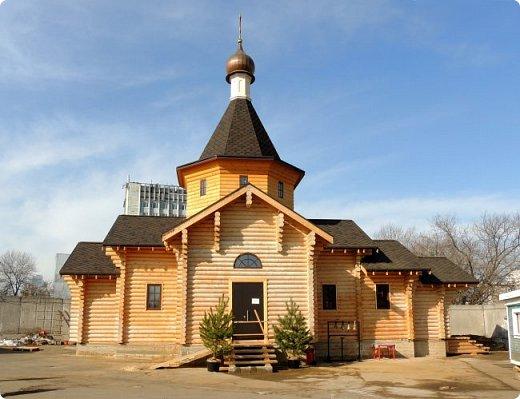 Москва. Церковь Алексия, Человека Божия в Садовниках фото 1