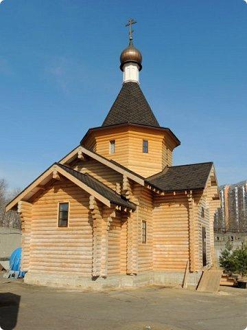 Москва. Церковь Алексия, Человека Божия в Садовниках фото 2