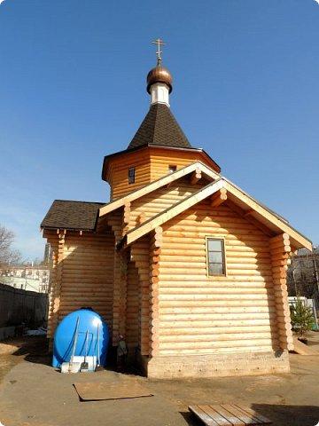 Москва. Церковь Алексия, Человека Божия в Садовниках фото 3