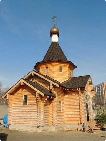 Москва. Церковь Алексия, Человека Божия в Садовниках фото 4
