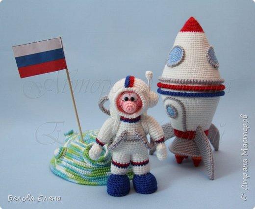 Космонавт фото 2