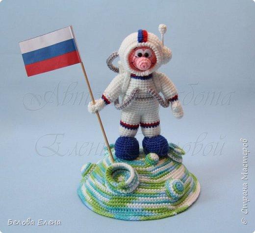 Космонавт фото 3