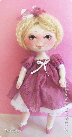 Меня давно просили показать выкройку и процесс создания куклы, так что сегодня - фотоотчет с последней работы. фото 14