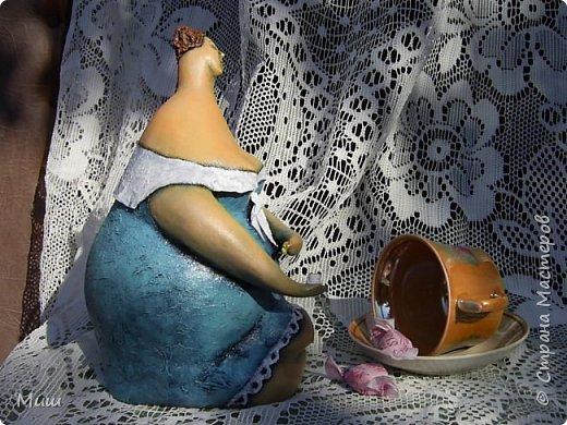 пышная Дама по мотивам работы Кати Гусевой фото 4