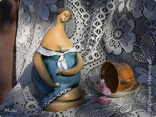 пышная Дама по мотивам работы Кати Гусевой фото 1