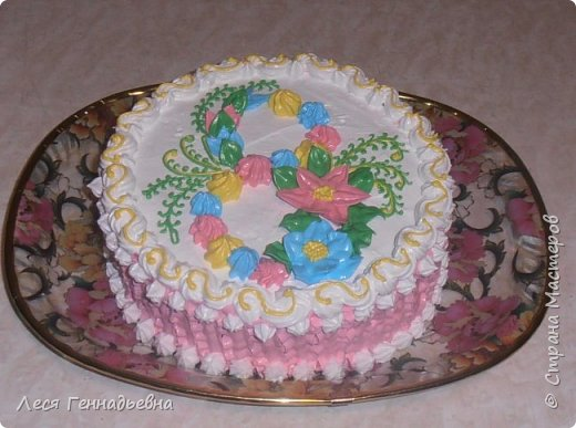 Мои тортики фото 31