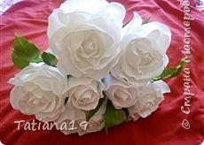 Розы на 8 Марта фото 1