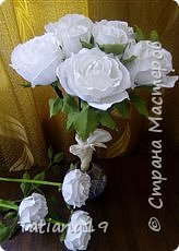 Розы на 8 Марта фото 4