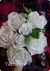 Розы на 8 Марта фото 2
