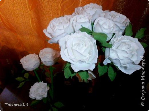 Розы на 8 Марта фото 5