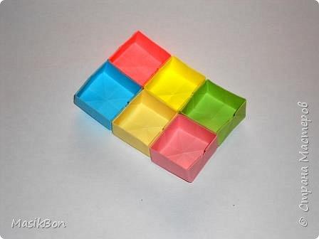 Коробочка из бумаги Поделки оригами
