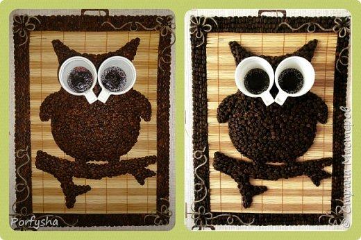 Кофейная совушка
