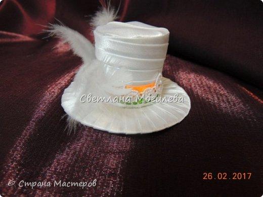 Доброго времени суток Мастера и Мастерицы! На заказ делала набор для свадьбы. Когда сделала, задумалась как унесет невеста всю эту красоту? И...нашла МК Мышечки и вот что получилось. фото 8