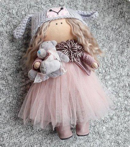 Интерьерные куклы ручной работы фото 1