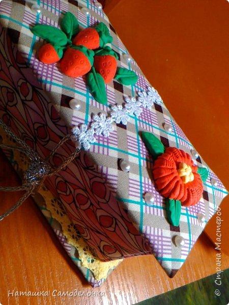 не судите строго)))мою первую карявенькую коробочку)))и сильно не смейтесь,договорились???)))))) фото 3