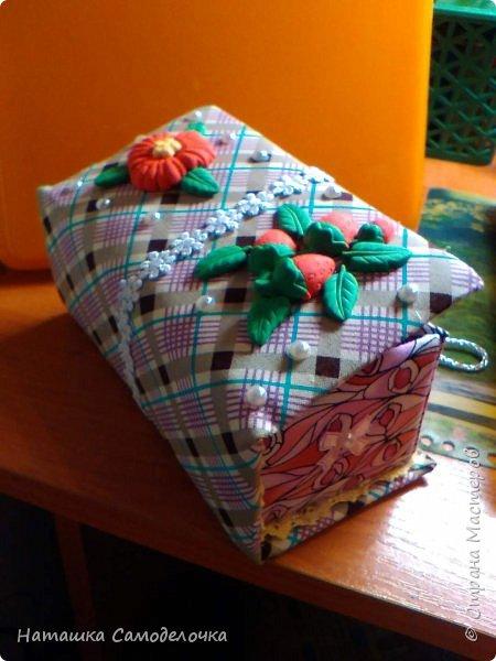 не судите строго)))мою первую карявенькую коробочку)))и сильно не смейтесь,договорились???)))))) фото 8