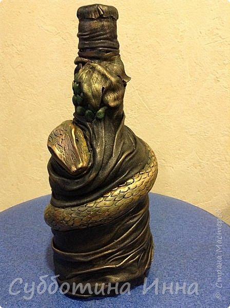 Зеленый змей фото 2