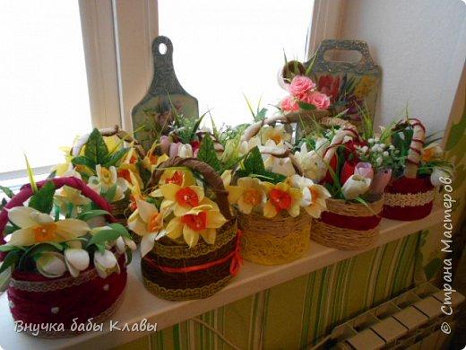 Все мои лукошки полные цветов))))) фото 1