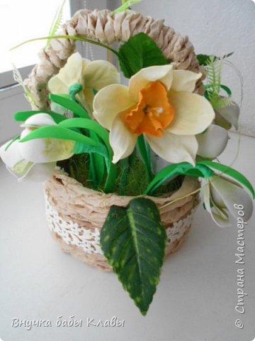 Все мои лукошки полные цветов))))) фото 2