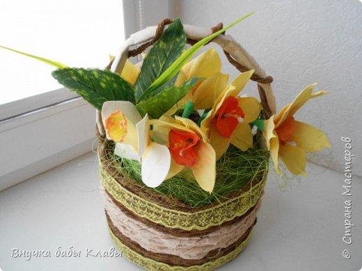 Все мои лукошки полные цветов))))) фото 3