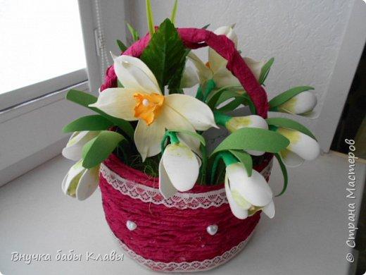 Все мои лукошки полные цветов))))) фото 4