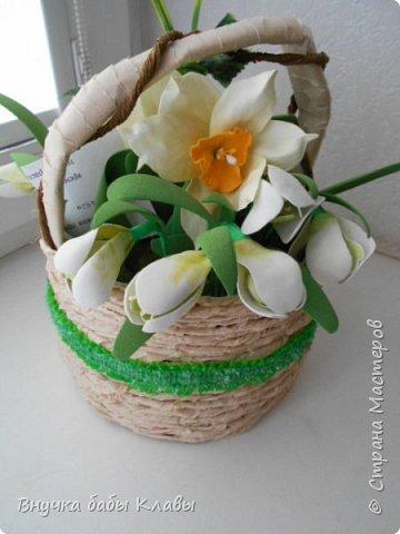 Все мои лукошки полные цветов))))) фото 6