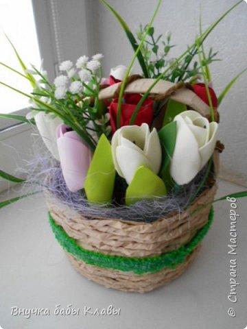 Все мои лукошки полные цветов))))) фото 8