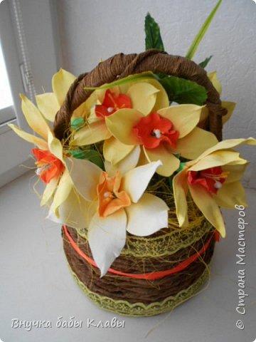 Все мои лукошки полные цветов))))) фото 9