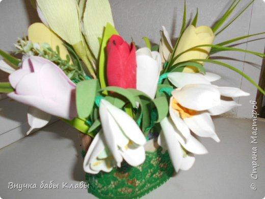 Все мои лукошки полные цветов))))) фото 11