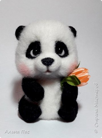 Панда Лили фото 1