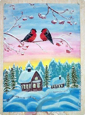 Здравствуйте, мои дорогие!  Сегодня, 16 марта, день рождения у моей виртуальной учительницы рисования-Ольги Уралочки! http://stranamasterov.ru/user/348207 И этот пост - моё поздравление и благодарность Вам, Ольга! От всей души я поздравляю Вас с личным Новым Годом!  Желаю Вам крепкого здоровья, хорошего настроения, весны, любви и удачи!  Ну и конечно же  много-много терпения   и весеннего вдохновения для того, чтобы Вы и дальше дарили нам счастье ощущать себя художниками!  Я всегда любила рисовать, а благодаря Вам, у меня получается всё лучше!  Огромное Вам спасибо!  фото 2